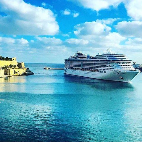 MSC Preziosa: il varo a Genova e l'itinerario della crociera inaugurale