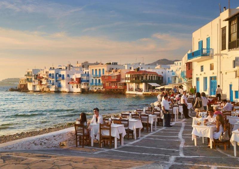 Offerte Mykonos tra movida e mare